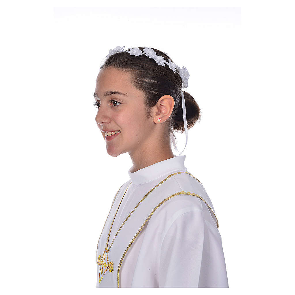 First communion accessories: wreath 4