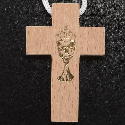 Kit Erste Kommunion Kreuz Rosenkranz Bild