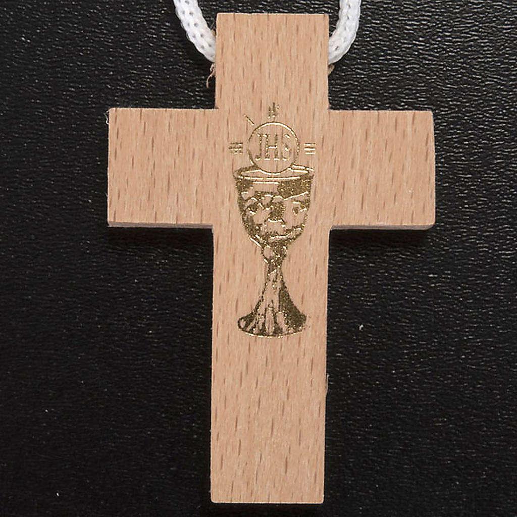 Confezione Prima Comunione crocetta rosario portarosario 4