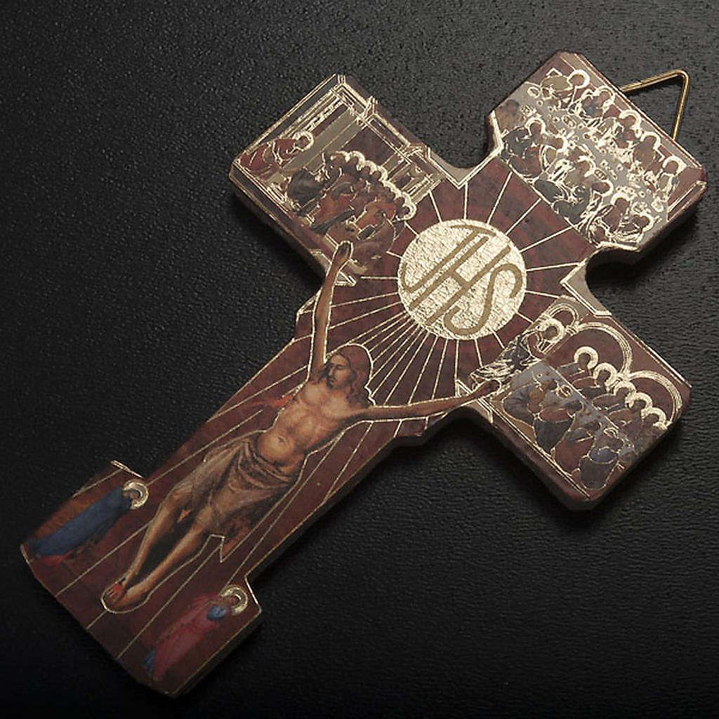 Confezione Prima Comunione crocifisso rosario portaros. spilla 4