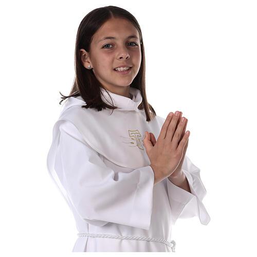 Aube communion avec Tau 8