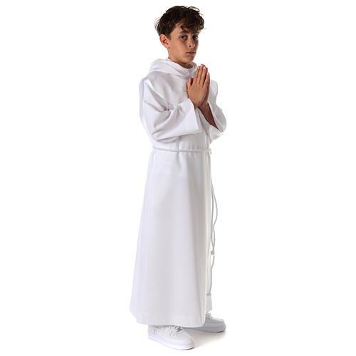Aube communion avec Tau 12
