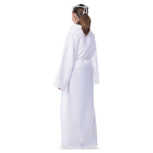 First communion alb 3