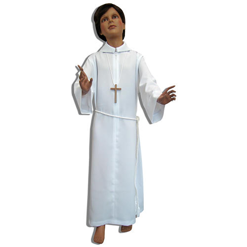 White alb for the holy first communion 1