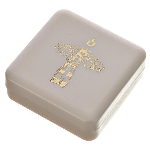 Rosario y llavero Papa Francisco 6