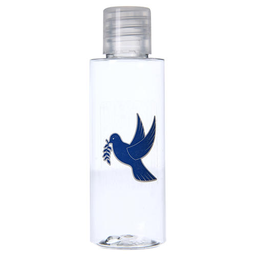 Botellas agua bendita paloma (caja 100 piezas) 1