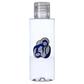 Holy water bottles with Holy Family sticker (100 pcs box) s1