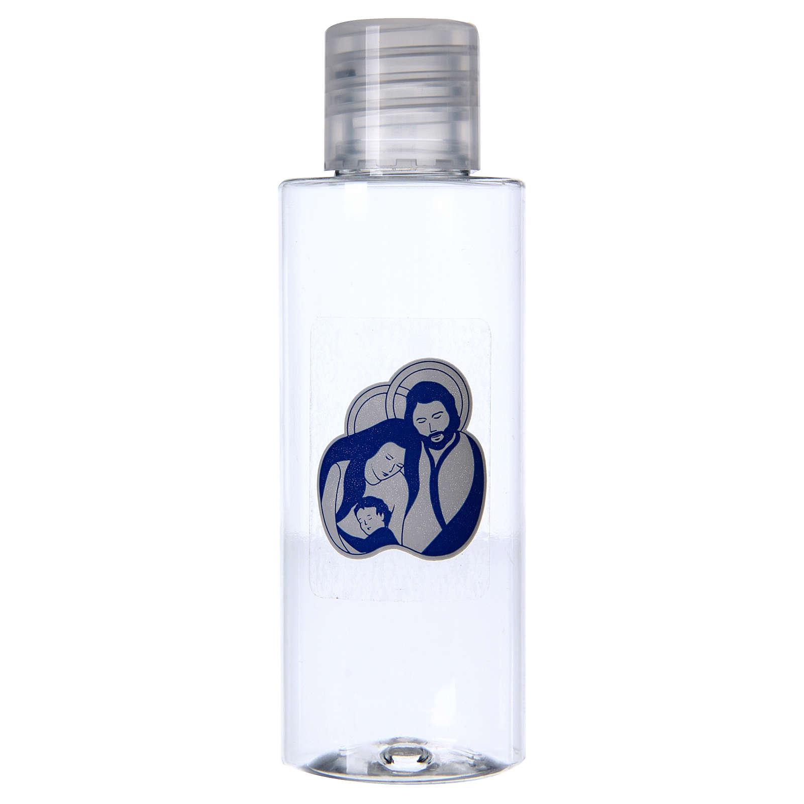 Garrafinhas água benta Sagrada Família (embalagem 100 peças) 3