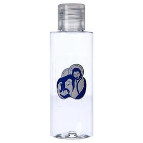 Garrafinhas água benta Sagrada Família (embalagem 100 peças) s1
