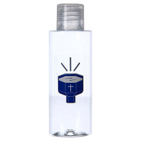 Garrafinhas água benta pia batismal (embalagem 100 peças) s1