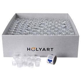Garrafinhas água benta pia batismal (embalagem 100 peças) s2