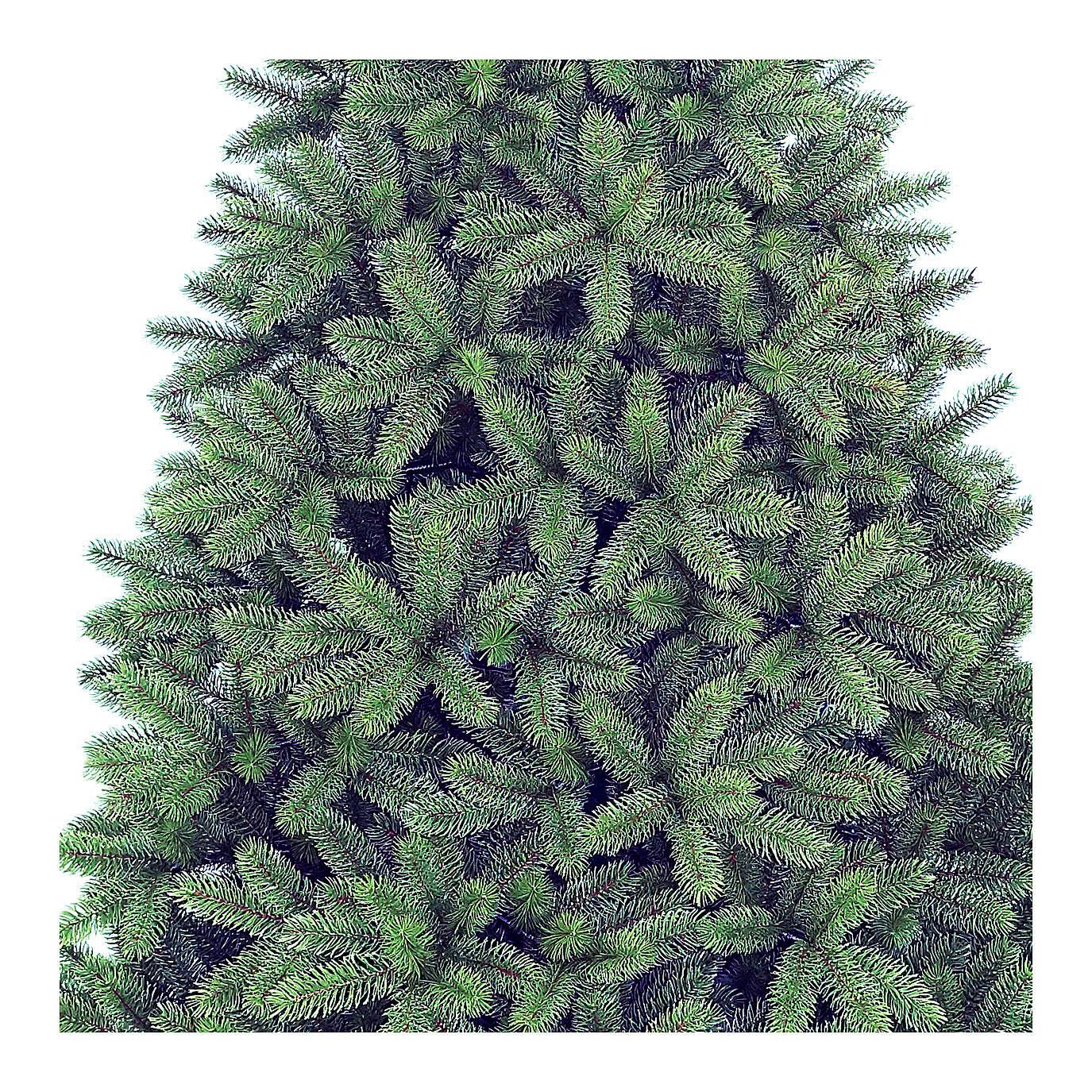 Sapin de Noël 210 cm poly vert Fillar Winter Woodland 3
