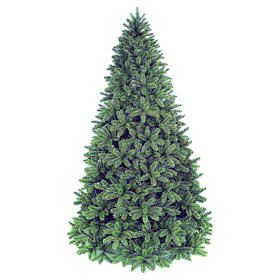 Christmas tree 210 cm Poly green Fillar Winter Woodland s1