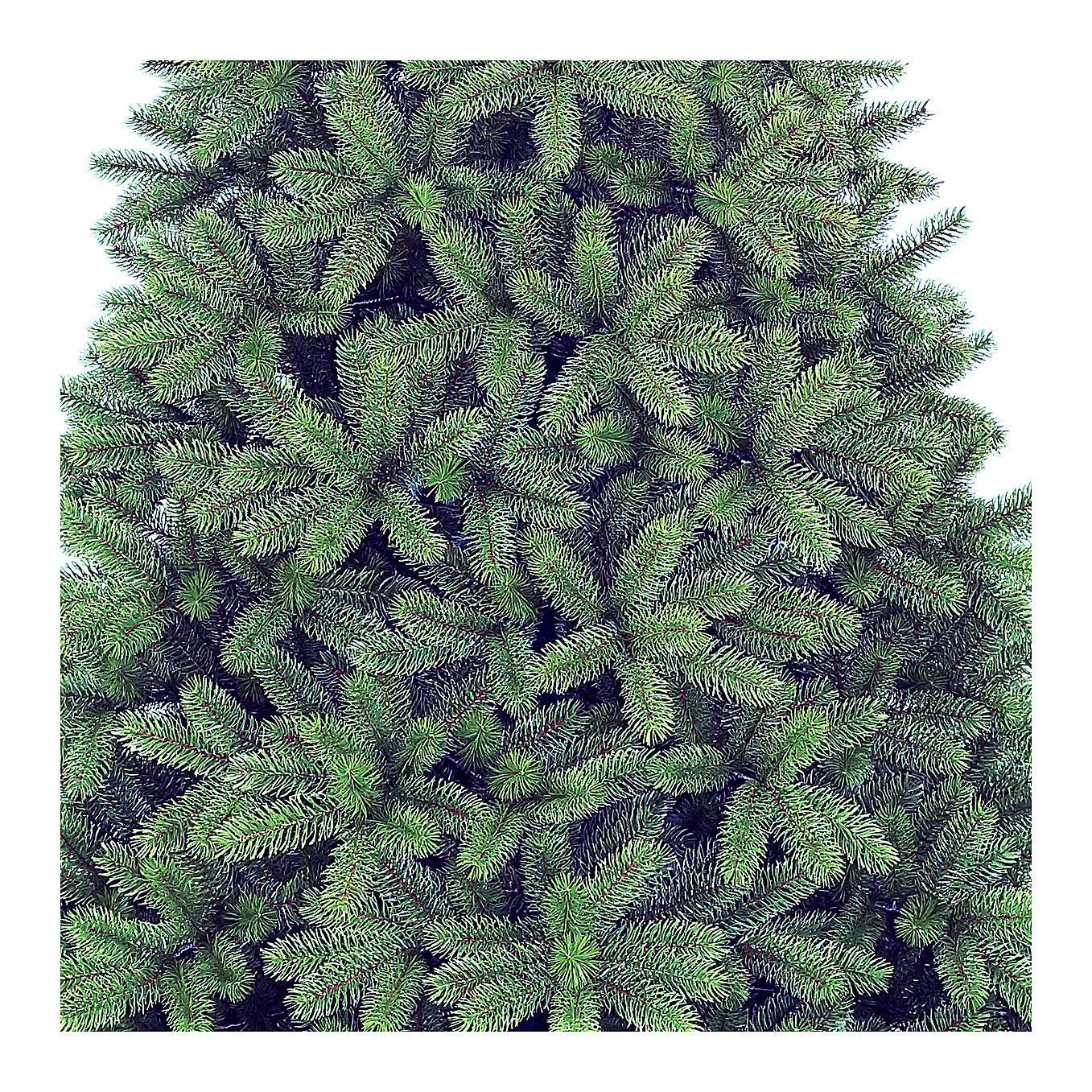 Árbol de Navidad 240 cm Poly verde Fillar Winter Woodland 3