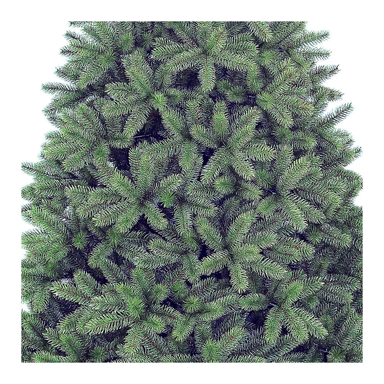 Árbol de Navidad 270 cm Poly verde Fillar Winter Woodland 3