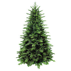 Albero di Natale 210 cm Poly verde Dunant Winter Woodland s1