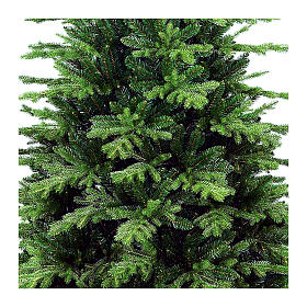 Albero di Natale 210 cm Poly verde Dunant Winter Woodland s2