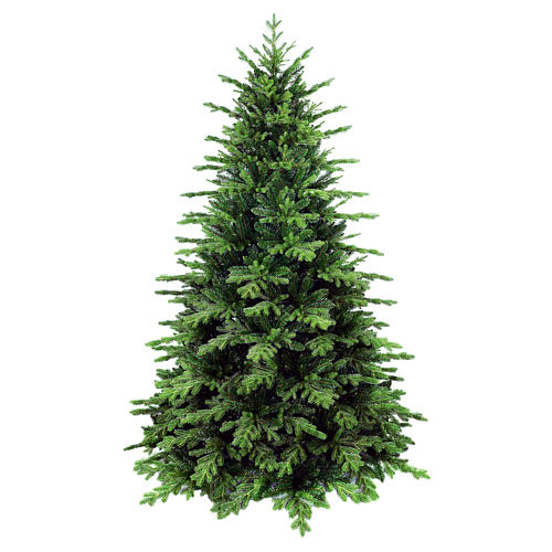 Albero di Natale 210 cm Poly verde Dunant Winter Woodland 1