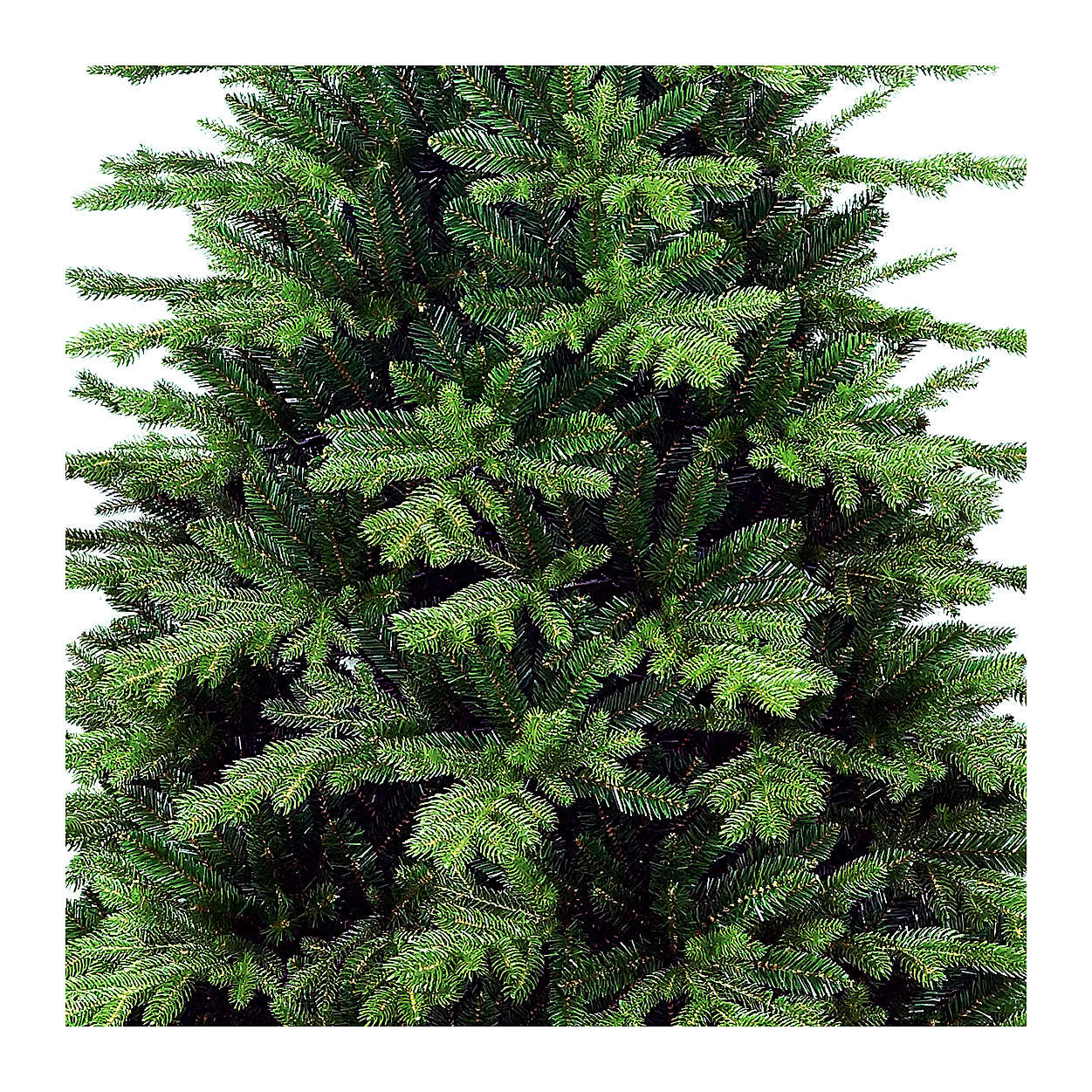 Christmas tree 210 cm Poly green Dunant Winter Woodland 3