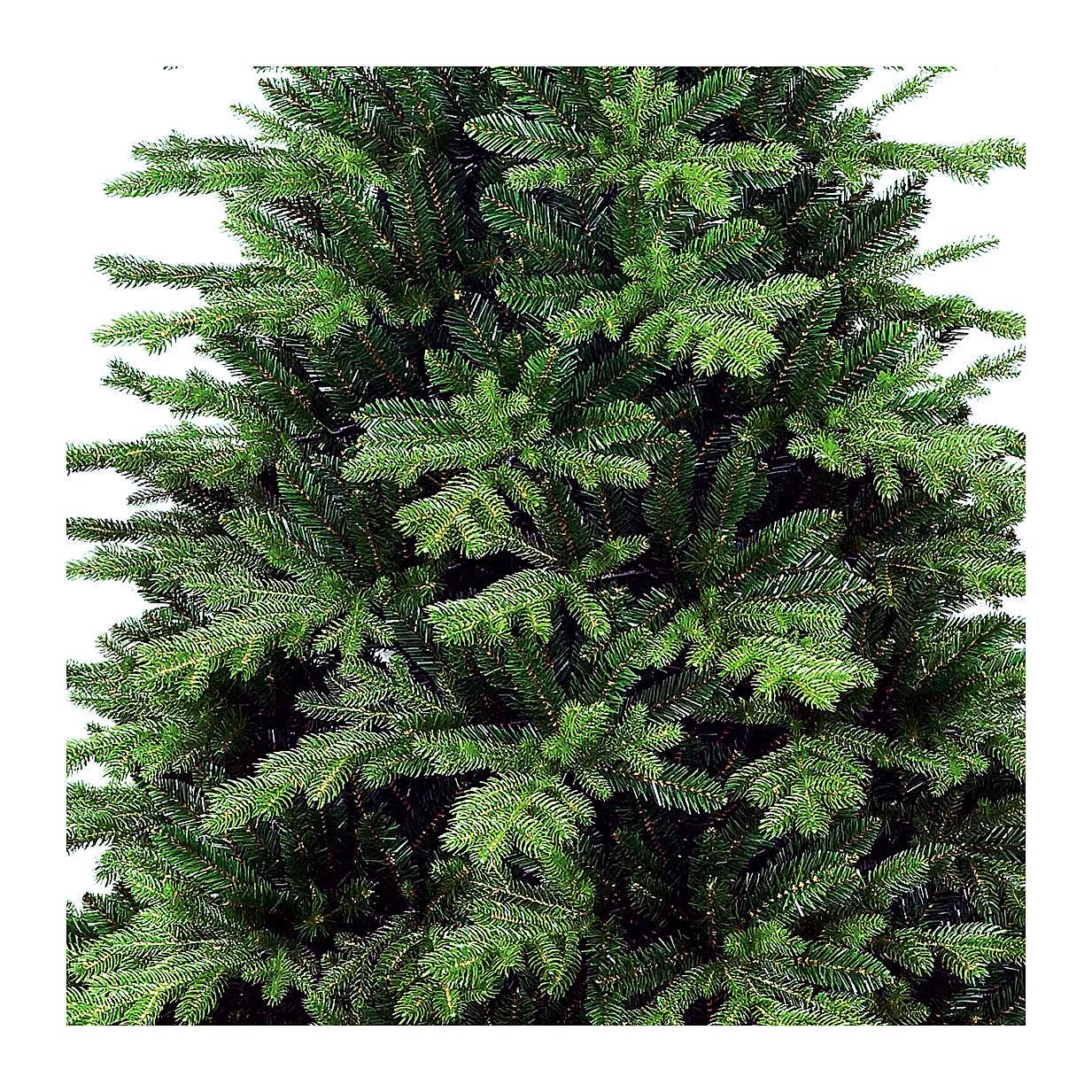 Choinka 240 cm zielona Poly Dunan Winter Woodland 3