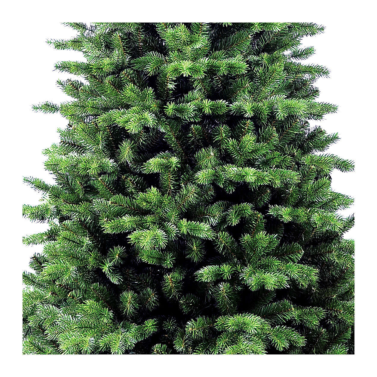 Árbol de Navidad 210 cm Poly Flocado Dufour 3