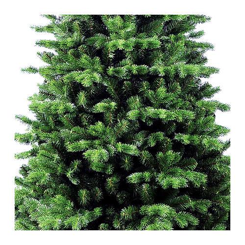 Choinka 210 cm zielona flokowana Poly Dufour Winter Woodland 2