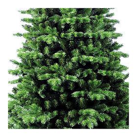 Choinka 240 cm zielona flokowana Poly Dufour Winter Woodland s2