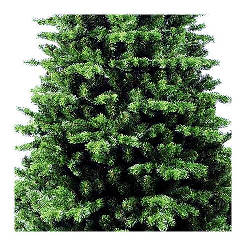Choinka 240 cm zielona flokowana Poly Dufour Winter Woodland 2