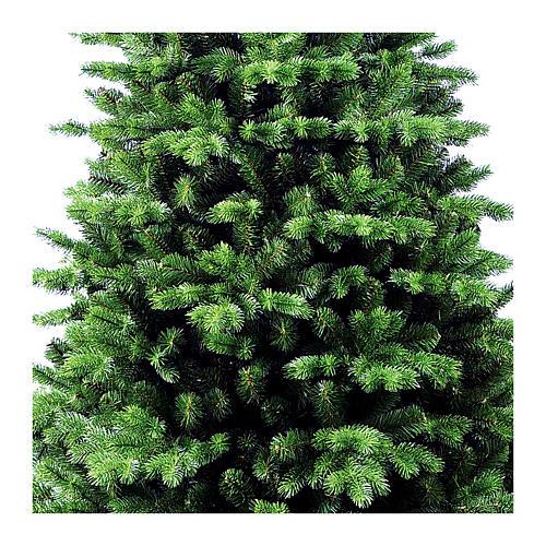 Choinka 270 cm zielona flokowana Poly Dufour Winter Woodland 2