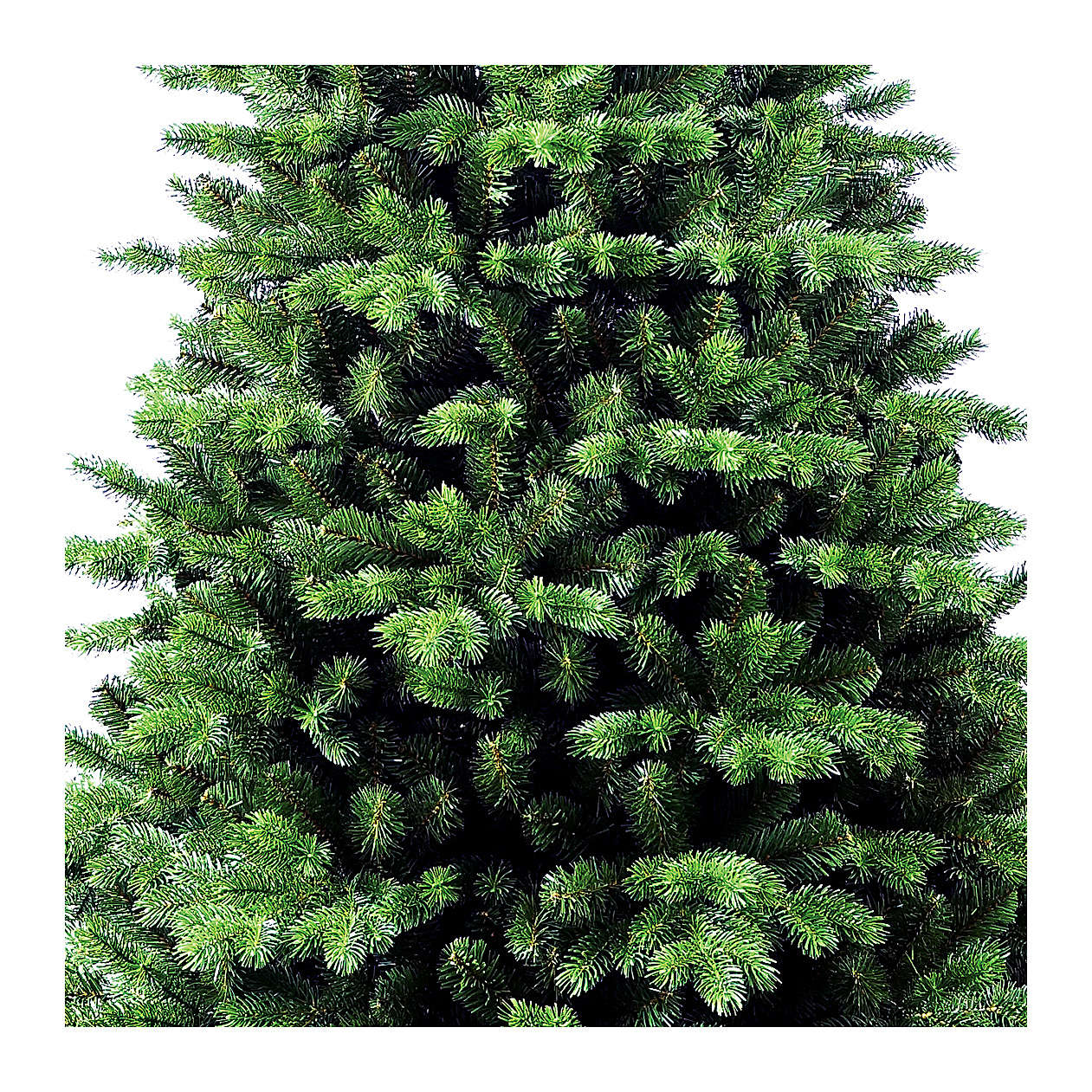 Christmas tree 270 cm Poly Flocked Dufour Winter Woodland 3