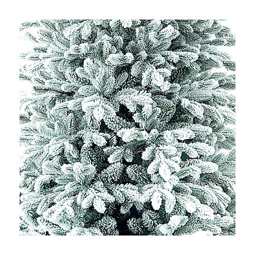 Sapin de Noël 210 poly enneigé Castor Winter Woodland 2