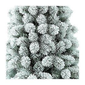 Albero di Natale 180 cm Floccato Pvc Nordend Winter Woodland s2