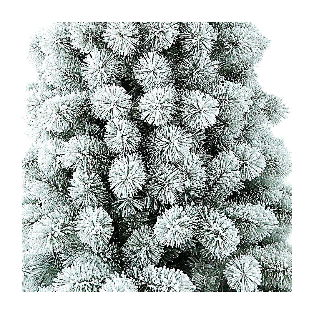 Choinka 180 cm ośnieżona flokowana pvc Nordend Winter Woodland 3