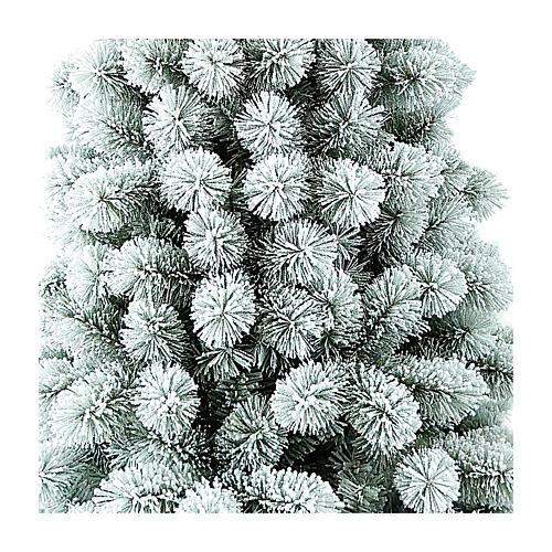 Choinka 180 cm ośnieżona flokowana pvc Nordend Winter Woodland 2