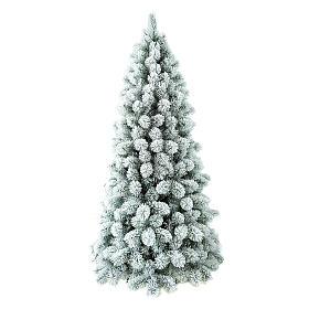 Weihnachtsbaum mit Kunstschnee Nordend Winter Woodland, 210 cm s1