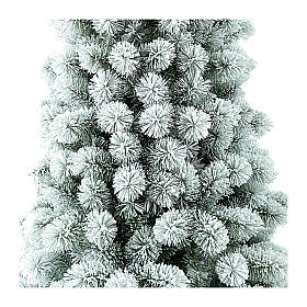 Christmas tree 240 cm Frosted PVC Nordened Winter Woodland s2