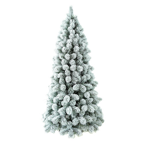 Weihnachtsbaum mit Kunstschnee Nordend Winter Woodland, 270 cm 1