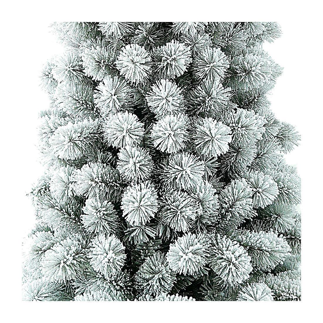 Sapin de Noël 300 cm enneigé pvc Nordend Winter Woodland 3