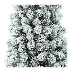Albero di Natale 300 cm Floccato Pvc Nordend Winter Woodland s2