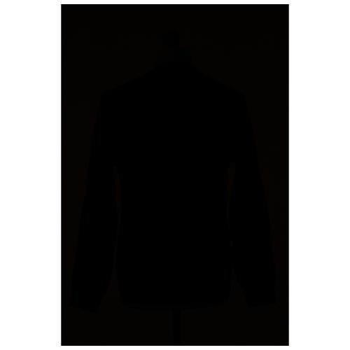 Gilet manches longues prêtre anthracite poches et boutons 50% laine mérinos 50% acrylique In Primis 6