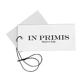 Cardigan bleu pour soeur col rond poches GRANDE TAILLE 50% acrylique 50% mérinos In Primis s8
