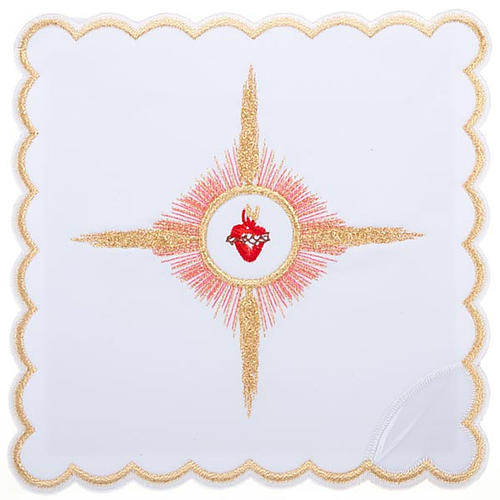 Mass linens 4 pcs. sacred heart of Jesus 1