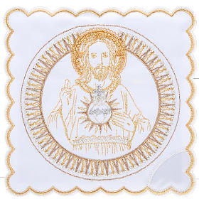 Mass linens 4 pcs. Sacred Heart of Jesus s1