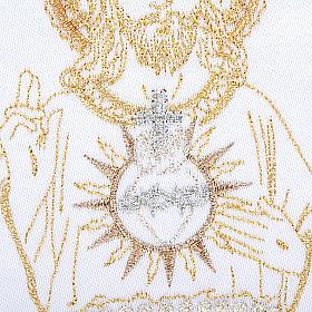 Conjunto de altar 4pz Sagrado Corazón Jesús s3