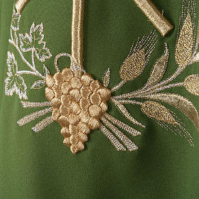 Chi-Rho chasuble and stole s3