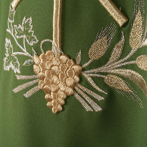 Chi-Rho chasuble and stole 3