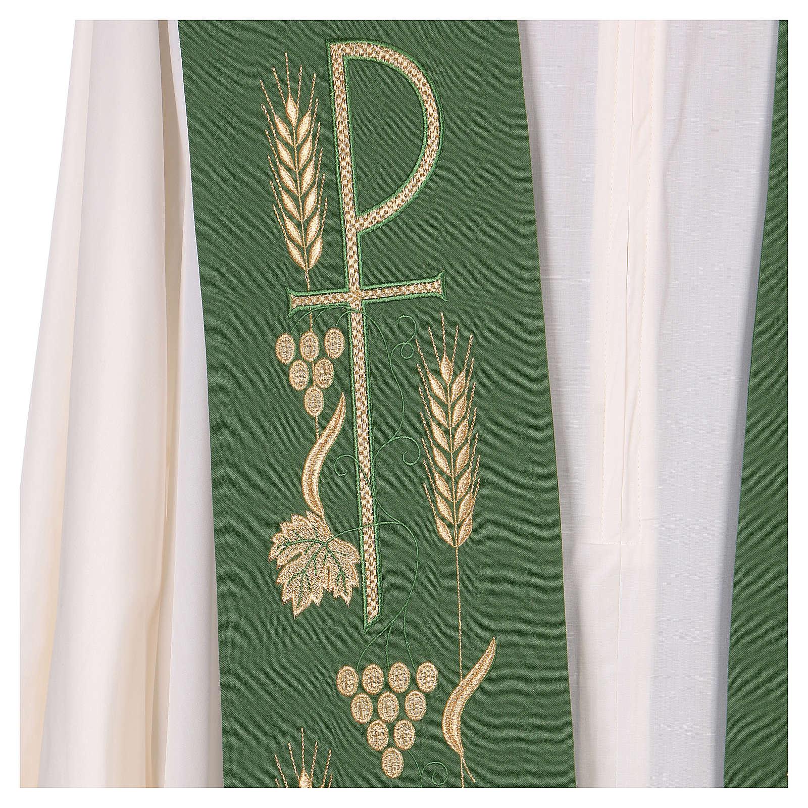 Etole liturgie avec décor XP 4