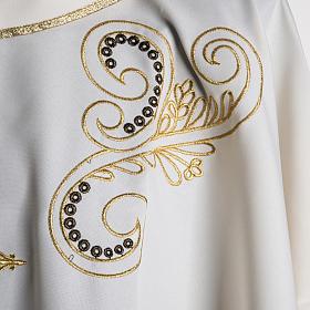 Ornat haft złocony i krzyże s5