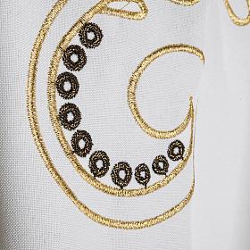 Ornat haft złocony i krzyże s8