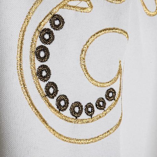 Ornat haft złocony i krzyże 8